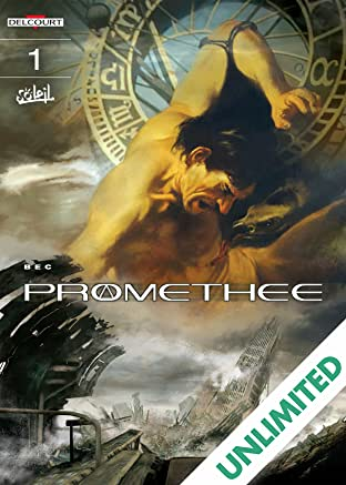 Promethee Vol. 1: Atlantis
